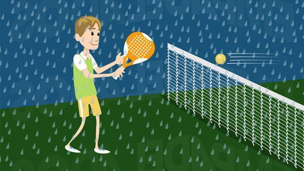 jugar-padel-lluvia